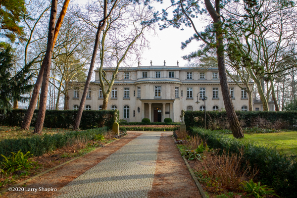 Wannsee Villa in Germany