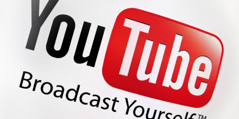 YouTube Logo - Broadcast Yourself