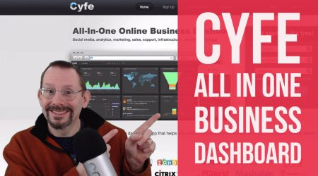 Cyfe – The All in One Business Dashboard