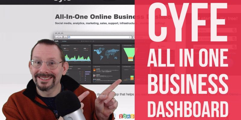 Cyfe - All in one business dashboard