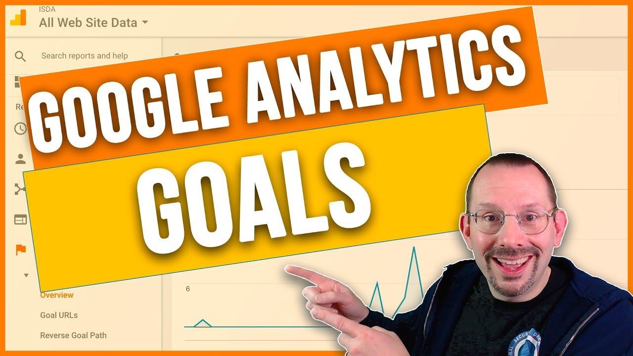Setting Up Goals for Google Analytics