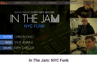 In The Jam NY Funk