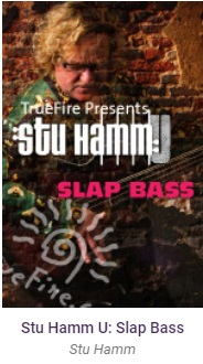 Stu Hamm U: Slap Bass