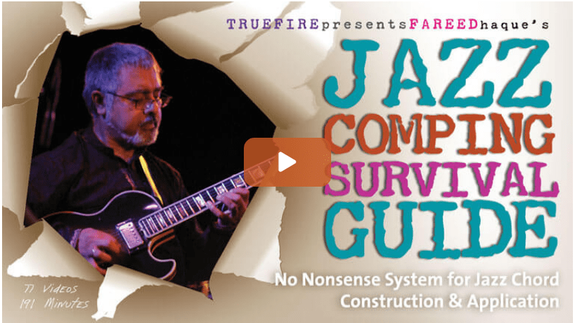 Jazz Comping Survival Guide
