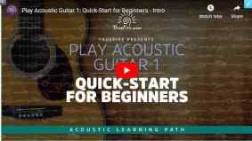 Quick Start Guitar