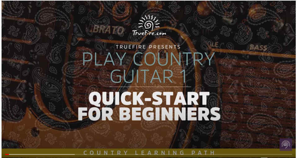Play Country Guitar