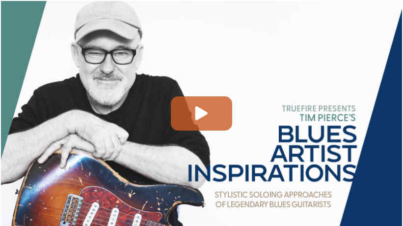 Blues Artist Inspirations