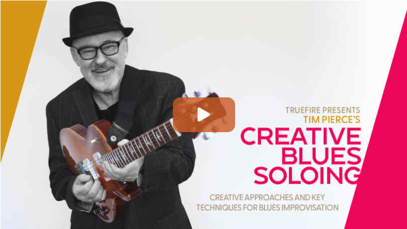 Creative Blues Soloing