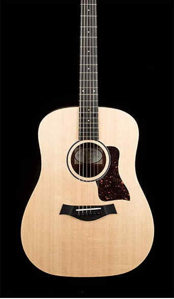 Taylor BBTe Big Baby Taylor Sitka and Walnut with Electronics and Gig Bag