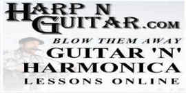 Harp and Guitar Lessons