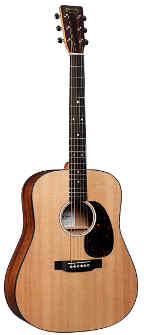 Martin Guitar Road Series D-10E Acoustic-Electric