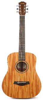 Taylor Guitars Baby Mahogany-e Acoustic-Electric Guitar