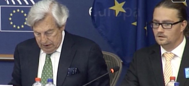 European Parliament Lars Hilse Cyber Terrorism
