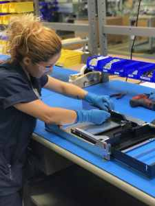 Contract manufacturing - expert service