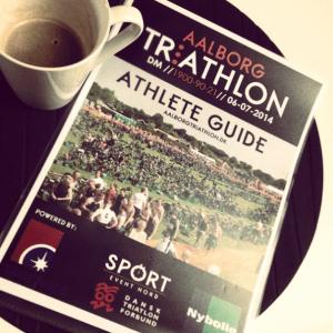 Athlete Guide - Aalborg Triathlon - DM Halv Jernmand