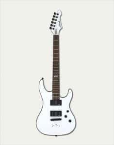 Aria Pro II Class Axe XM-05 electric guitar, EMG-85/81