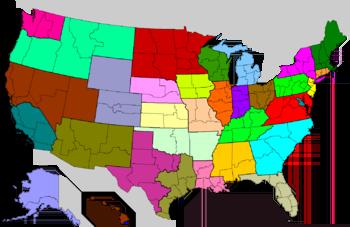 Lite fakta siffror om Katolska kyrkan i USA och Arkansas (1/2)