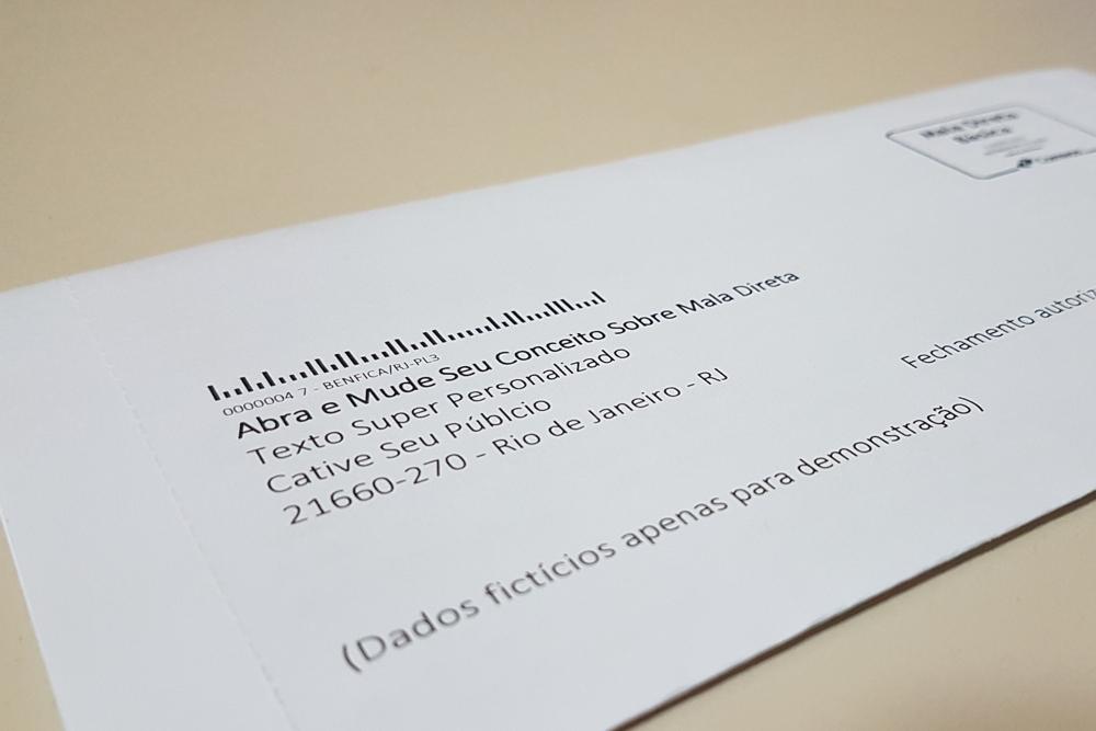 Carta Autoenvelopada