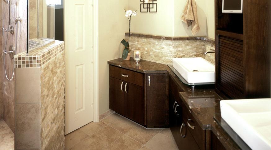 Lars Construction Bathroom Remodel