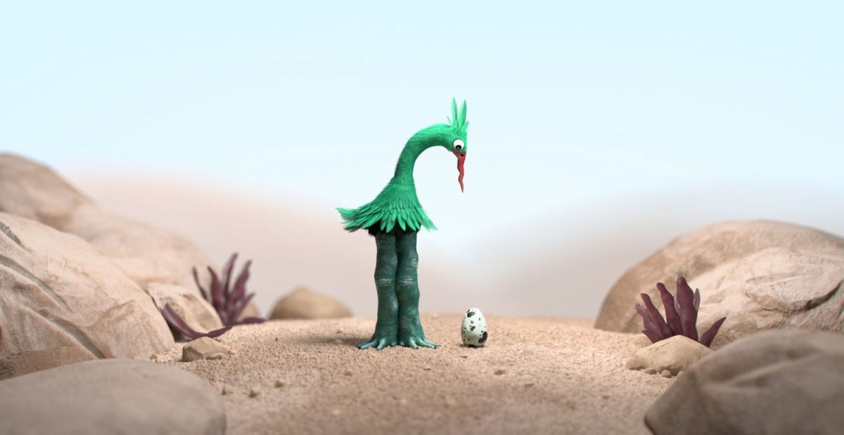 « The Green Bird » : Un oscar pour l'incroyable film d'animation !