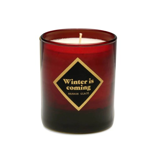 Perfumed candle-christmas