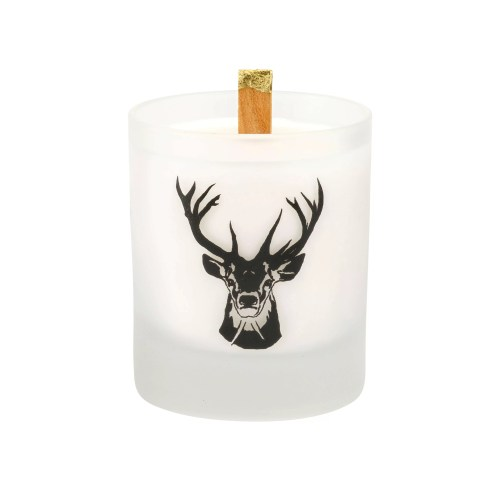 scented candle-sandalwood