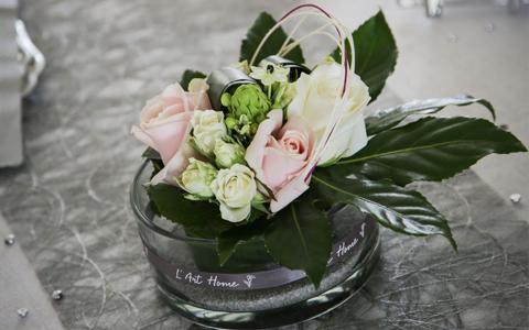 Fleurs - Bouquets - Compositions florales - Déco de table