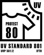 PROTECTION UV 80