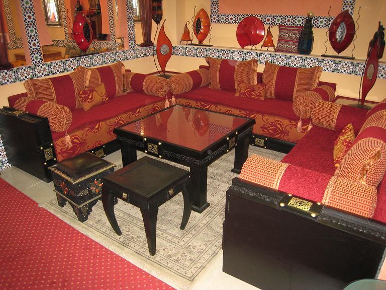salon marocain  Lartisanat Marocain