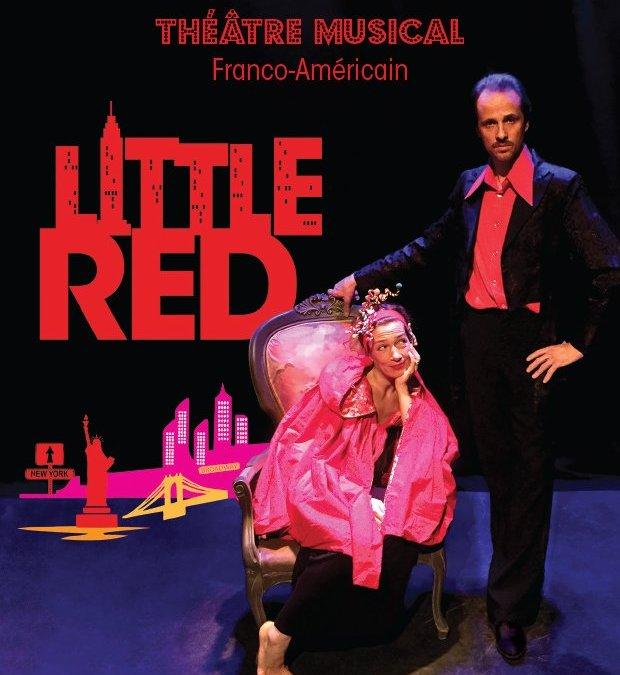 Little Red, «Le Petit Chaperon Rouge à New-York » au théâtre Pierre Tabard à Montpellier