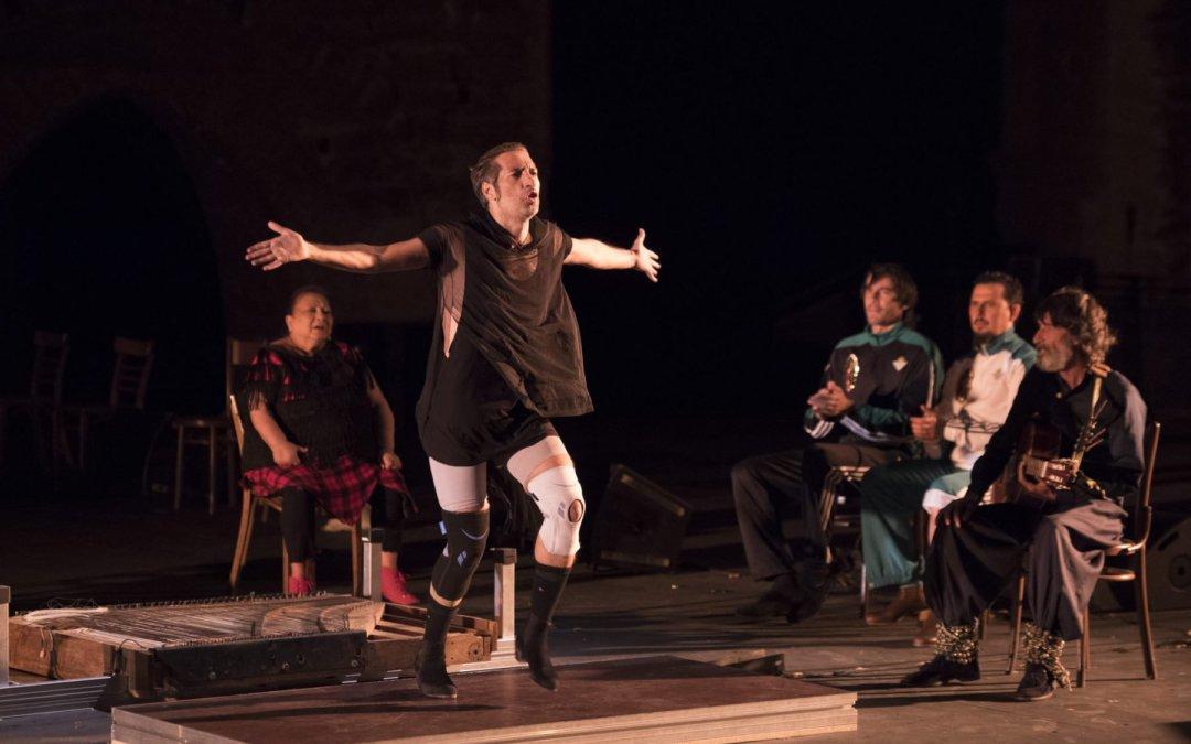 Jouez et remportez des places pour assister au spectacle «La Fiesta» d'Israël Galván  au Théâtre de L'Archipel Scène Nationale à Perpignan le vendredi 23 mars