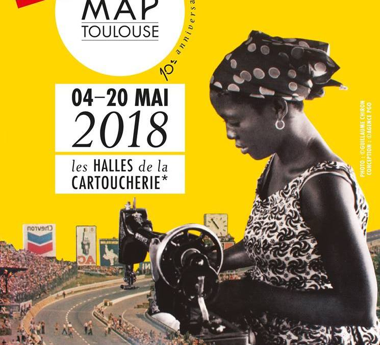 10ème édition du  Festival de Photo MAP de Toulouse du 4 au 20 mai 2018