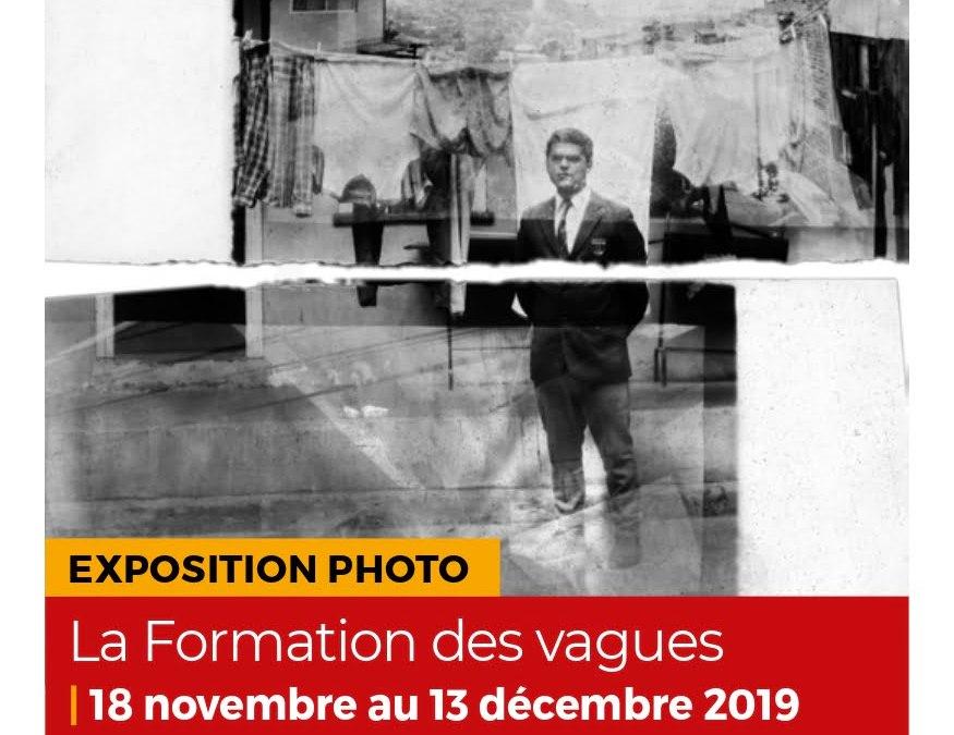 Exposition photographique «La Formation des vagues» à la Maison de la Région de Carcassonne
