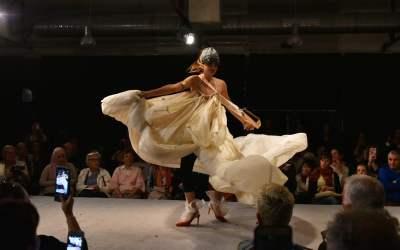 Le Festival de mode «de fil en aiguille» à Montpellier