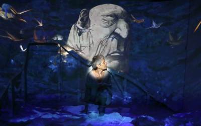 Saison Résurgence : un camion à histoire, Annie Ernaux et un conte au programme des prochains mois