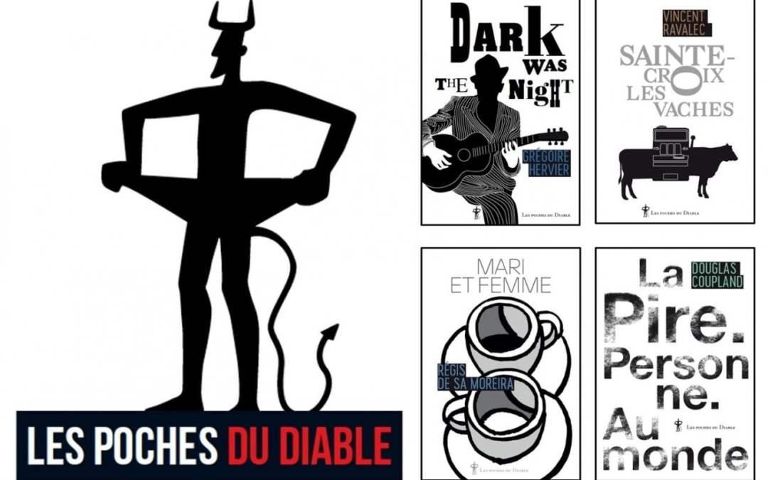La maison d'édition «Au Diable Vauvert» lance sa collection poche