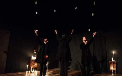 «Nuit, pièce courte pour trois jongleurs» : une représentation magique à Mireval