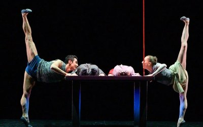 «A nos amours» : 3 spectacles de danse en une soirée au Circa à Auch