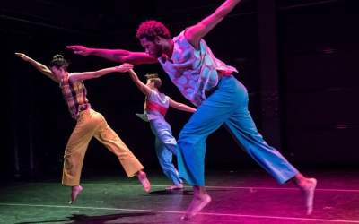 La Trisha Brown Dance Company en représentation exceptionnelle au Théâtre de Nîmes