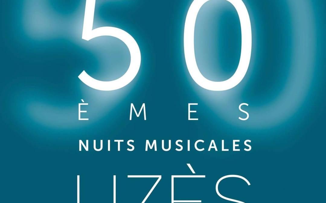Les 50ème Nuits Musicales d'Uzès reportées en 2021
