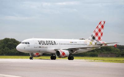 Volotea lance une nouvelle ligne vers Figari au départ de l'aéroport de Montpellier !