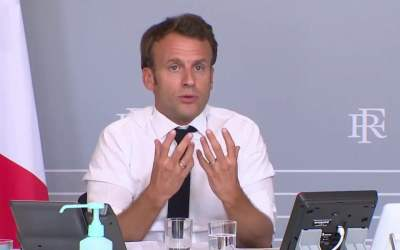 Culture : les annonces du Président Emmanuel Macron