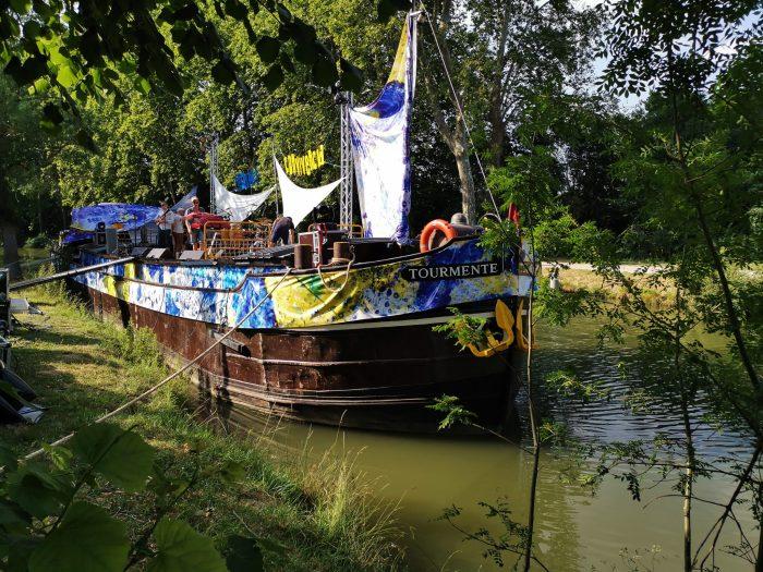 Festival Convivencia : encore quelques jours pour en profiter le long du Canal du Midi !