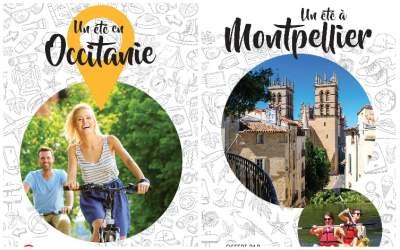 Sortie guides : Le Petit Futé en Occitanie et à Montpellier