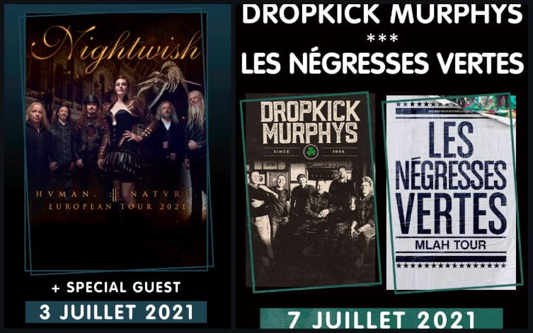 Deux nouvelles soirées annoncées au Festival de Nîmes 2021