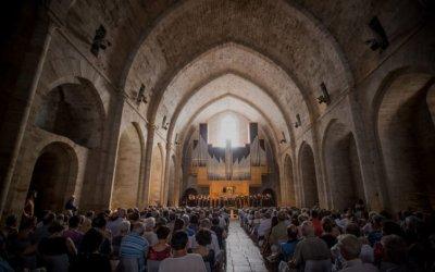 Festival international de l'abbaye de Sylvanès : découvrez le programme complet
