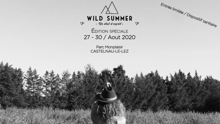 Le Wild Summer Festival à Castelnau-le-Lez reporté du 27 au 30 août