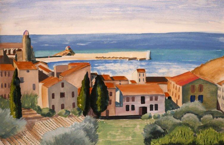 «Des journées entières dans les arbres» la nouvelle exposition du musée d'art moderne de Collioure
