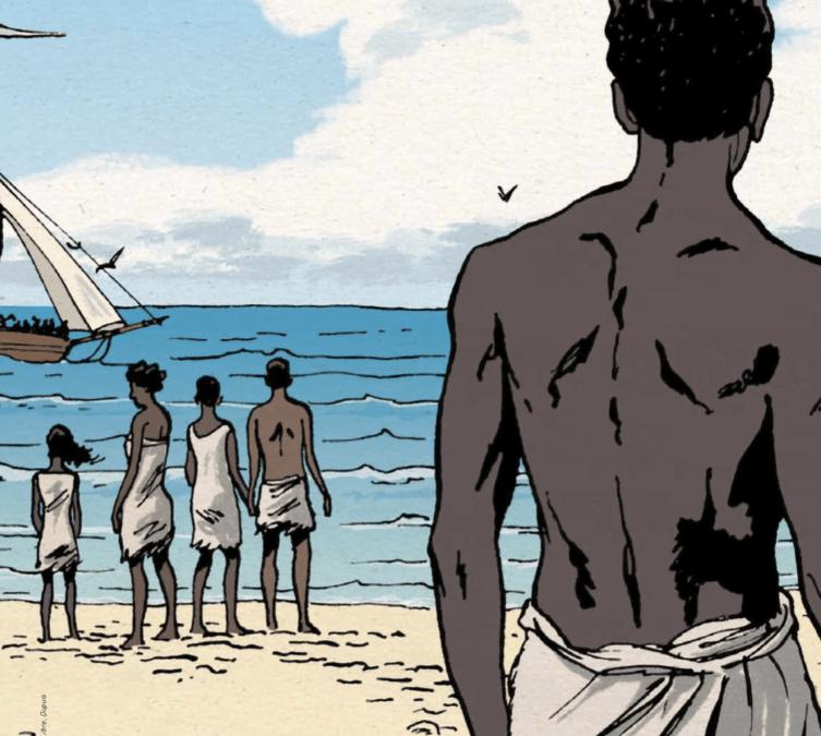 «Tromelin : l'île aux esclaves oubliés», une expo à voir à la MAM à Béziers