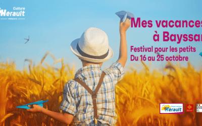 «Mes vacances à Bayssan» : un festival pour les petits à Béziers